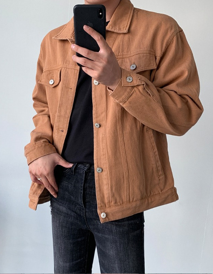BN Planning Daily Trucker Jacket 6color