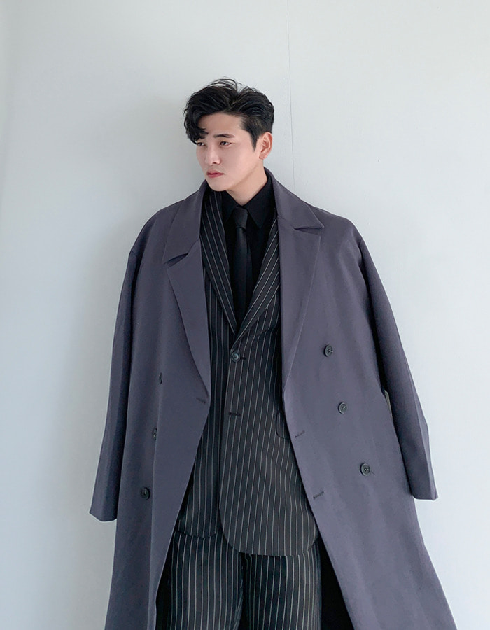 RW Local Long Coat (3color)