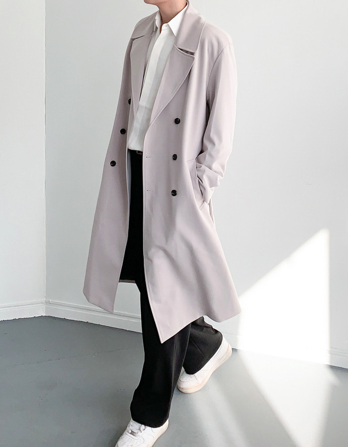 RW Story Double Coat (3color)