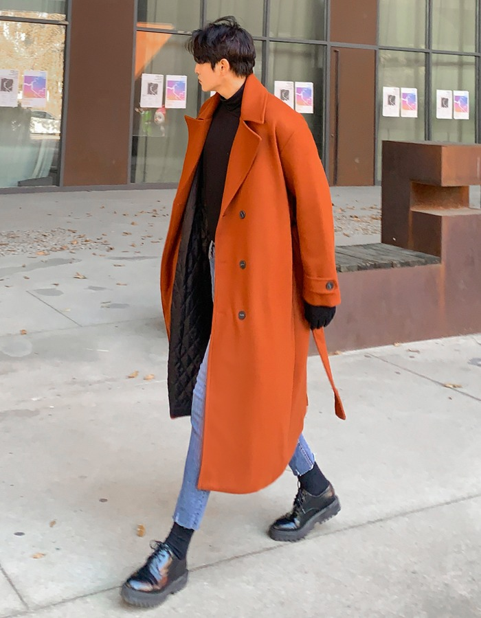BY Common Wool Double Coat
