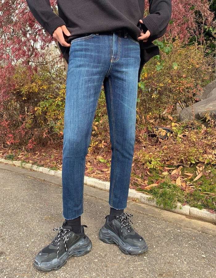MG 1112 base hit denim